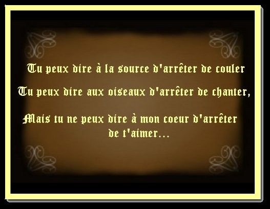 Citation, Proverbe...